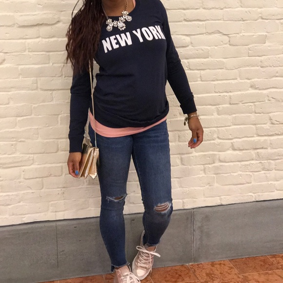 "H&M Sweaters - ""New York"" Maternity Sweatshirt ~ A necessity!!"